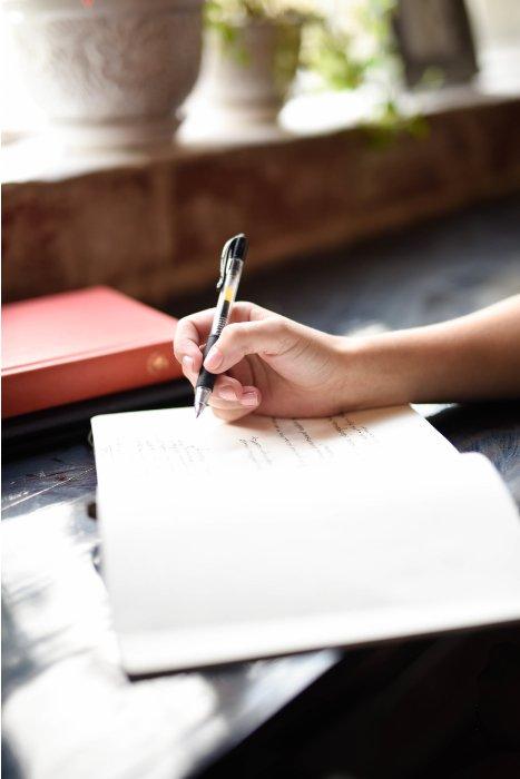 scrittura di un diario