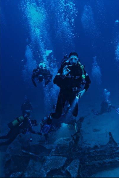 passione e immersioni