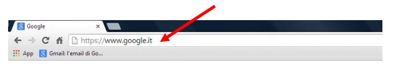 dominio sito web